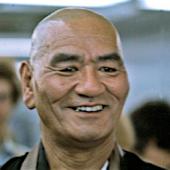Maître Taisen Deshimaru Roshi